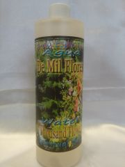 Agua De Mil Flores Baño Espiritual - Water Of A Thousand Flowers Spiritual Bath