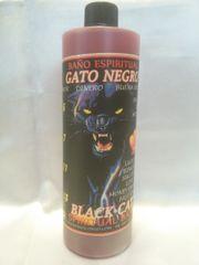 Gato Negro Baño Espiritual - Black Cat Spiritual Bath