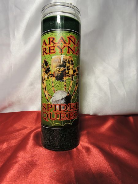 Araña Reyna (Verde) - Spider Queen (Green)
