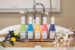 Spring Easter Scented Bath Salts