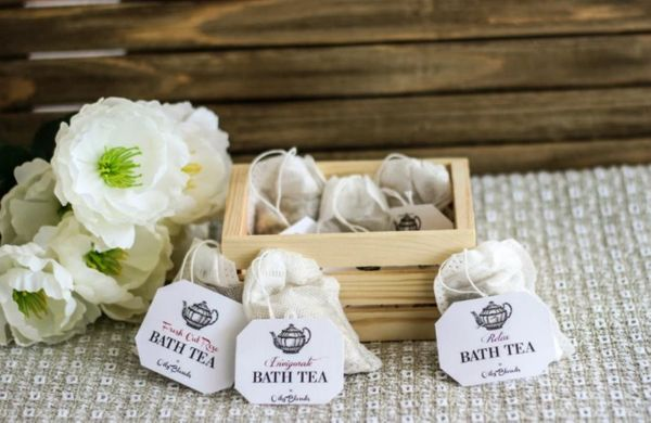 Bath Tea Six Pack Sampler