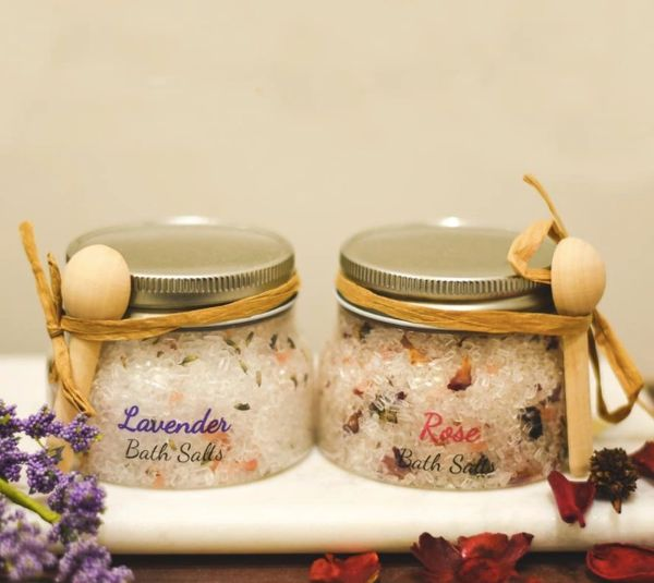Spa Salts (Essential Oils)