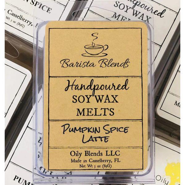 Wax Melts - Barista Blends 3 oz