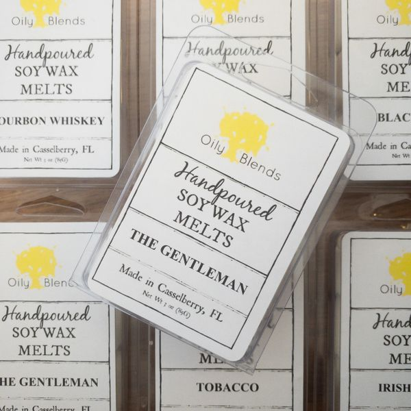 Wax Melts - Gent Scents 3 oz