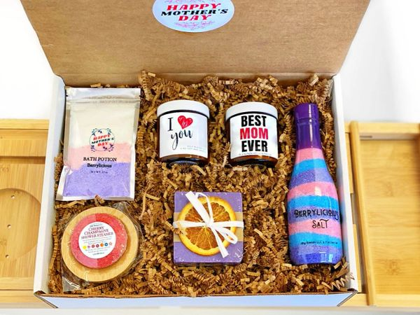 Mother's Day Gift Box - Style D