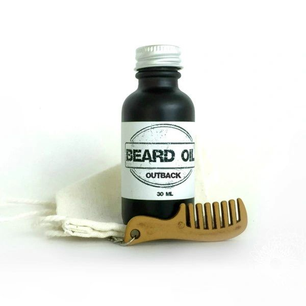 Outback Beard Oil Gift Set