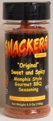 Smackers Original BBQ Rub 5.5 oz.