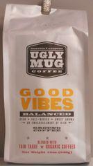 Ugly Mug Good Vibes Coffee 12 oz.