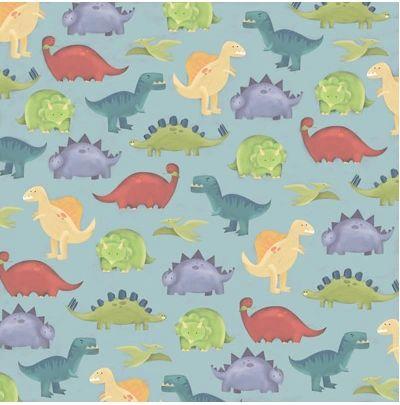 Dinosaurs 12x12 Paper