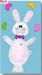 Easter Bunny Die-Cut