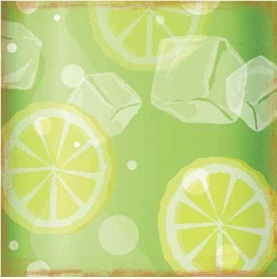 Limeade 12x12 Paper