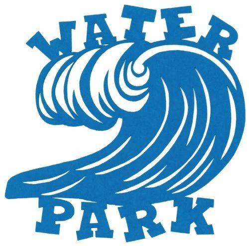 Water Park Die-Cut