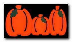 Country Pumpkin Patch Laser Die-Cut