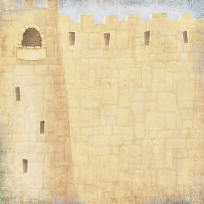 Rapunzel's Tower 12x12 Paper
