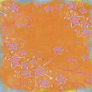 Star Bright 12x12 Paper