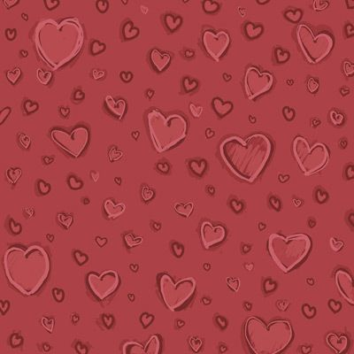 My Heart 12x12 Paper