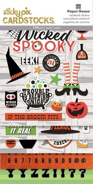 Wicked Spooky Cardstock Multi Pack