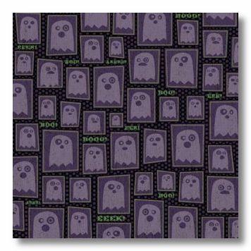 Boo 12X12 Paper