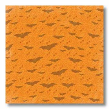 Bats 12X12 Paper