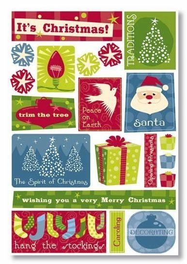 Christmas Fun Sticker