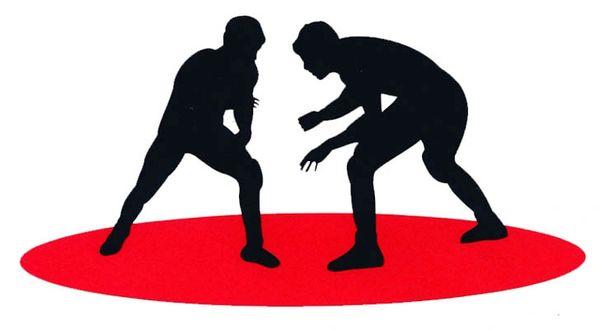 Wrestler 1 Die-cut