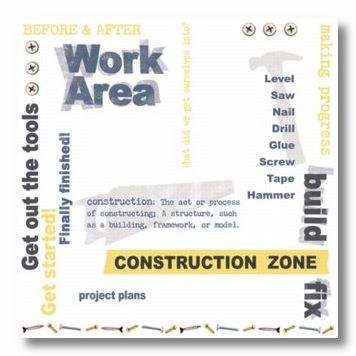 Construction Rub-On