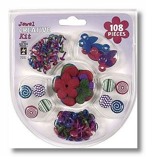 Creative Kit Jewel Tones