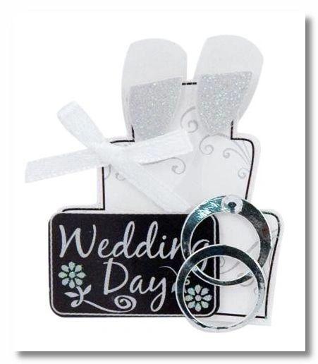 Wedding Lil' Stack Sticker