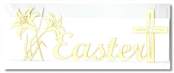 Easter Border Die-cut