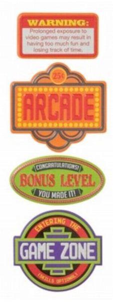 Video Game Vintage Signs