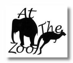 At The Zoo Die-Cut