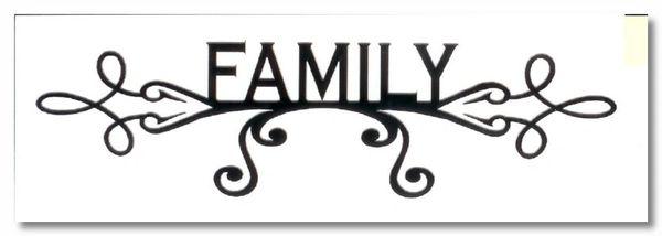 Family Die-cut