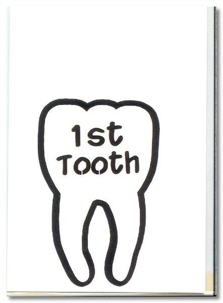 1st Tooth Die-cut