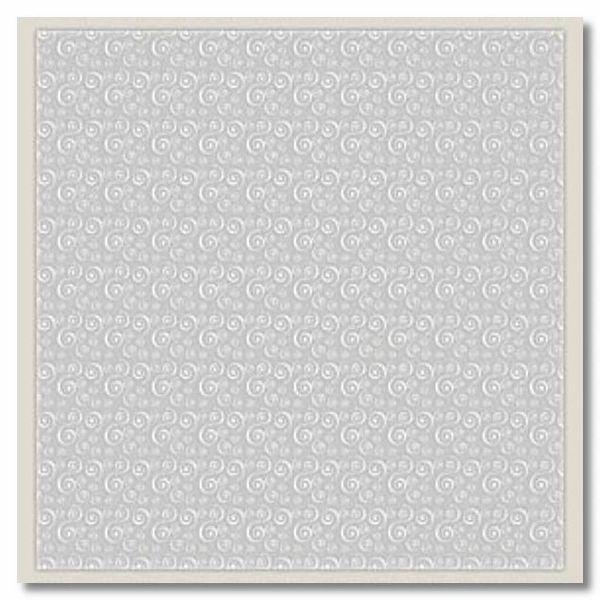 Vellum Swirls 12x12 Sheet