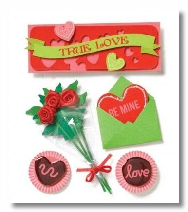 True Love Stacked Stickers