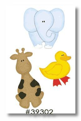 Baby Animal Stickers