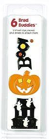 Halloween Brad Buddies
