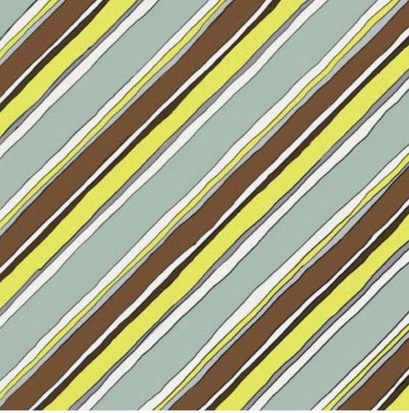 Tennis Stripe 12x12 paper