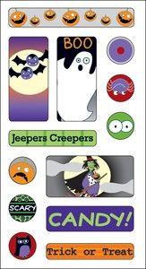 Spookytown FX Sticker