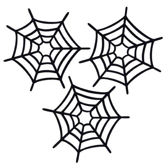 Spider Web Pack Die-Cut