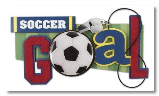 Soccer Short Stack Sticker