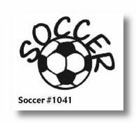 Soccer Die-Cut