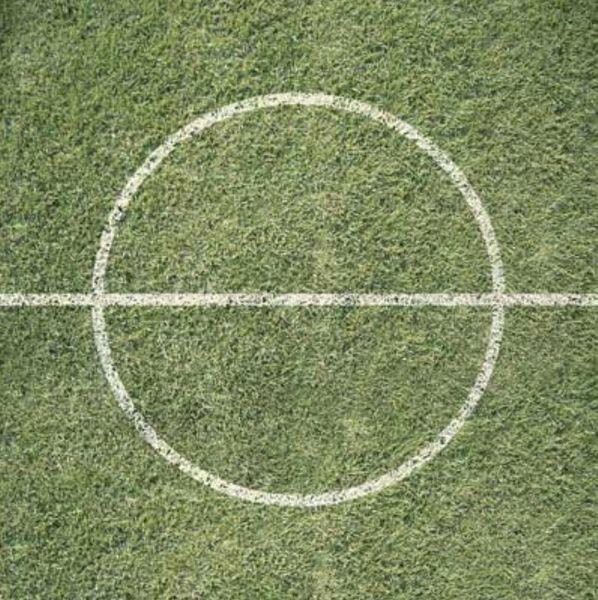 Soccer Field 12x12 Paper