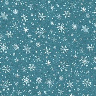 Snowflake Sky 12x12 Paper