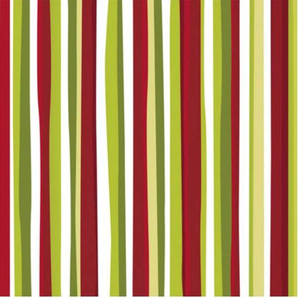 Season Stripes 12x12 Paper