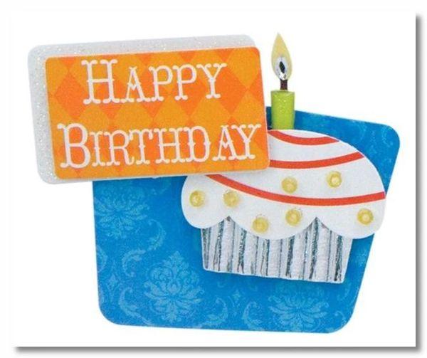 Happy Birthday Lil' Stack Sticker