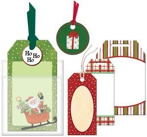 Holiday Cheer Tag Pack