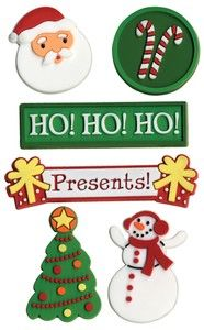 Holiday Cheer Treads Sticker