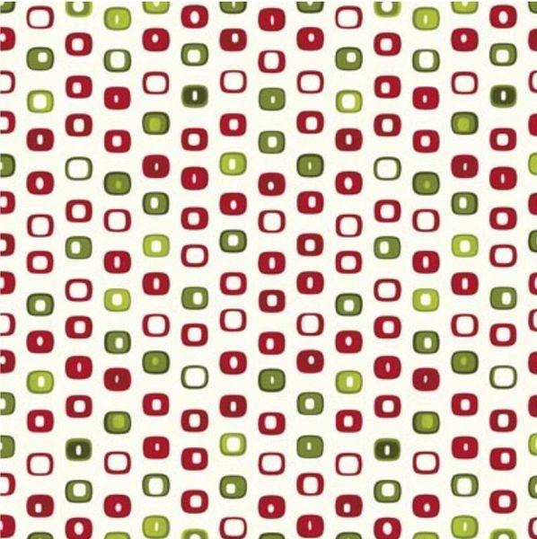 Retro Christmas 12x12 Paper