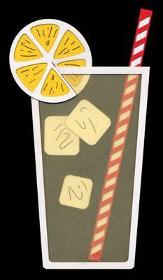 Lemonade Die-Cut